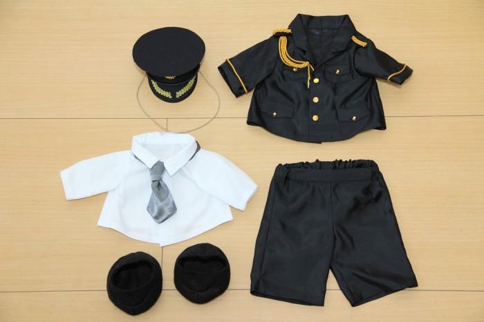 警察官(即納、手作りキット)