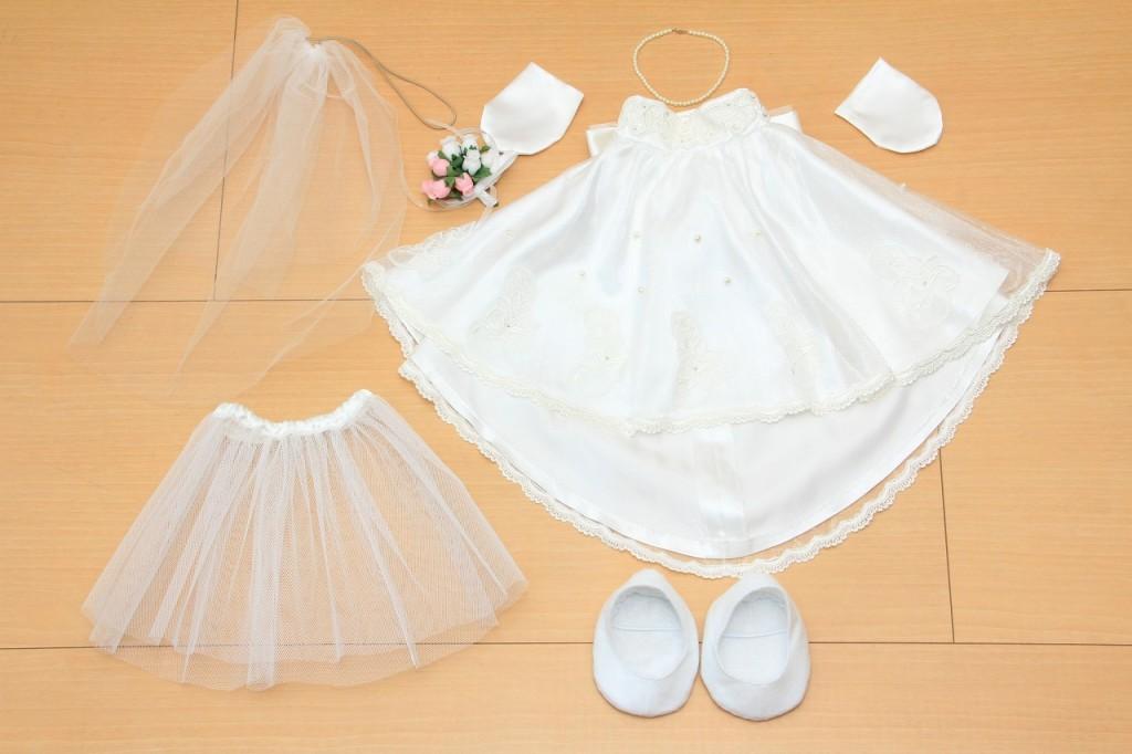 ドレス手作りキット
