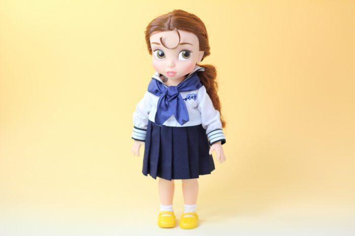 21240-3134ディズニーアニメーターコレクションドールの制服リメイク