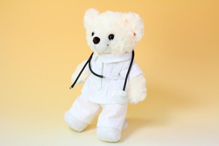 2569-3357看護師クマのミニチュア制服