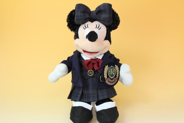 ミニーマウスの制服リメイク2
