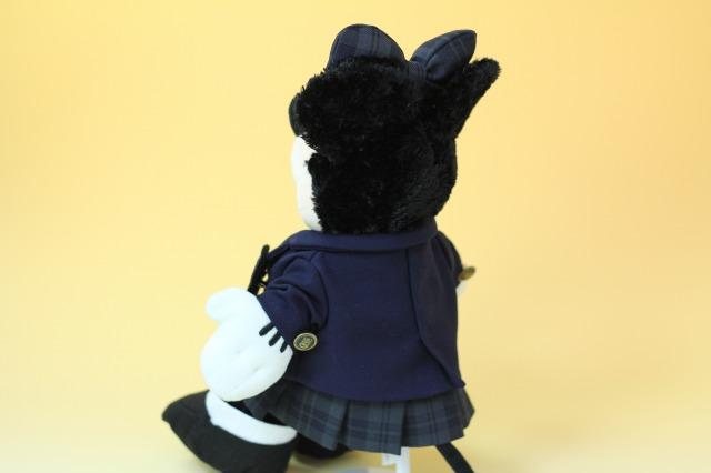 ミニーマウスの制服リメイク4