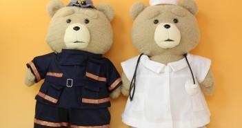 テッドのミニチュア制服2