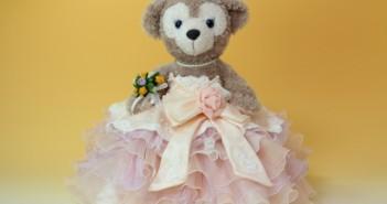 シェリーメイのカラードレス正面