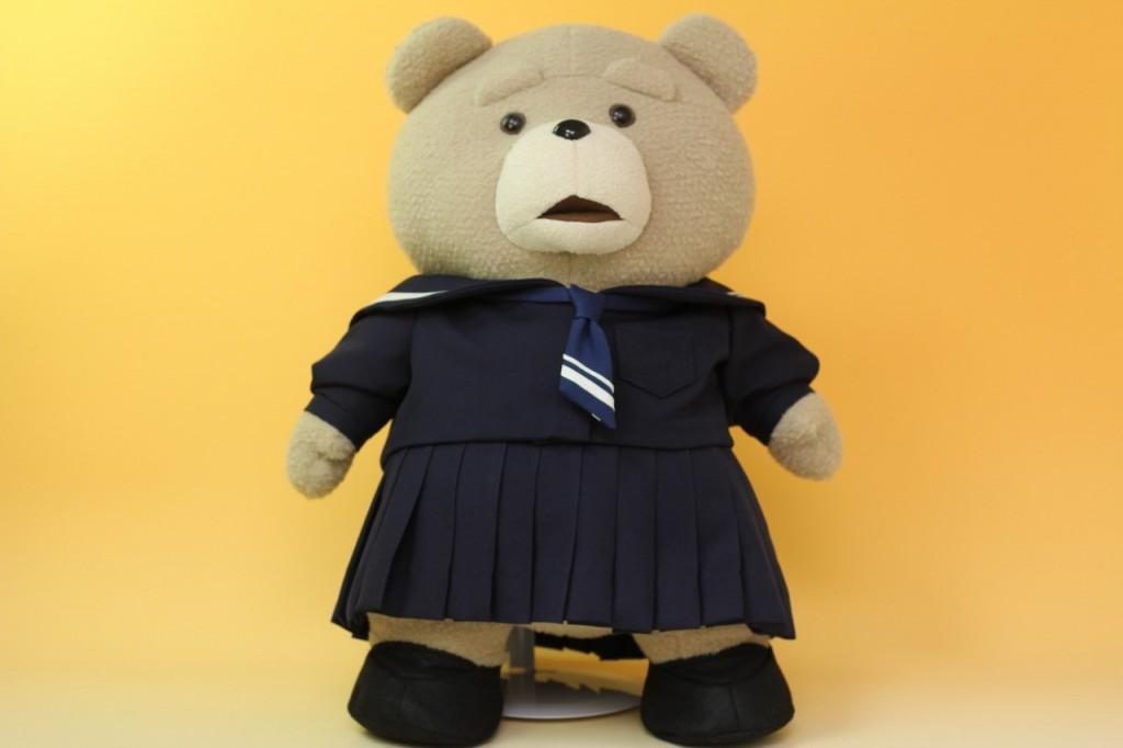 テッド 制服リメイク