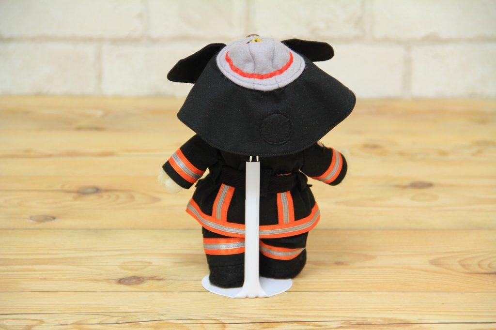 くまのミニチュア制服