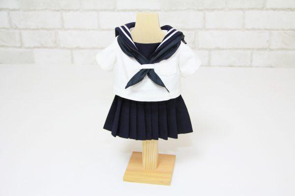 セーラー服の「オリジナル木製トルソー」サイズ